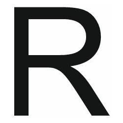 Sticker lettre