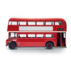 Sticker bus rouge
