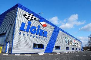 Pour leurs stickers Ligier nous ont fait confiance !